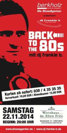2014-22.11. Back to thr 80´s Vol.6-Alter Fritz