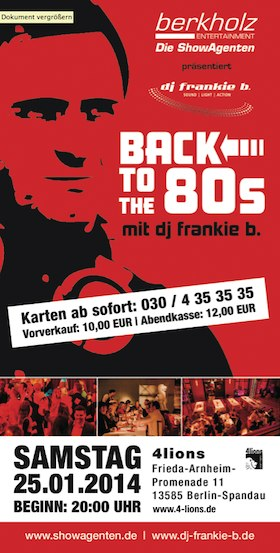 2014-25.01. Back to the 80s Vol.5 4 Lions