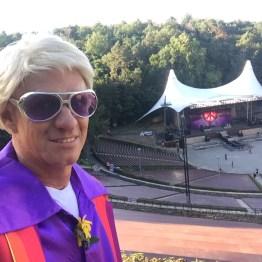 DJ frankie b. Waldbühne Berlin