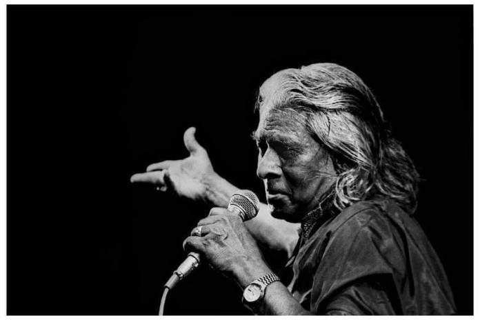 """Folk singer """"abdur rahman boyati"""" (1939-2013)"""