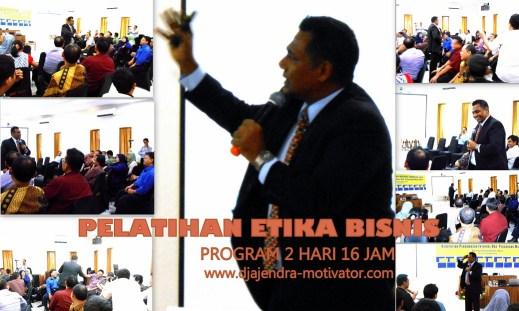 PELATIHAN ETIKA BISNIS 2 HARI 16 JAM