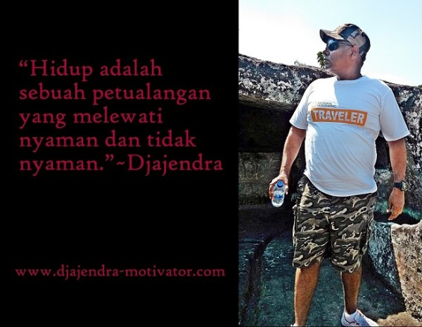 DJAJENDRA MOTIVATION