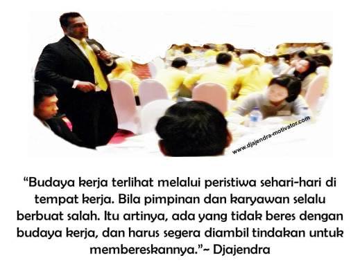 MOTIVASI BUDAYA KERJA 05032016