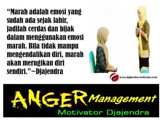 PELATIHAN ANGER MANAGEMENT 2016