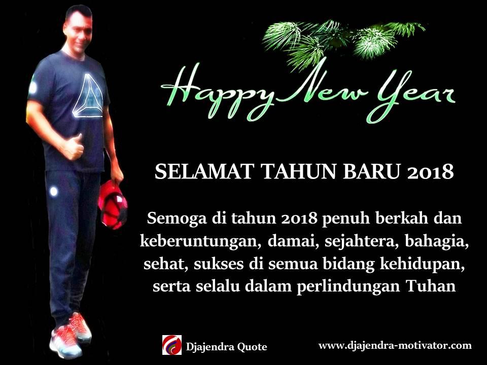 happy new year selamat tahun baru motivasi djajendra