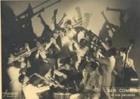 Le Jazz de Paris de Combelle avec Joseph Reinhardt, Pierre Fouad, Tony Rovira, Hubert Rostaing