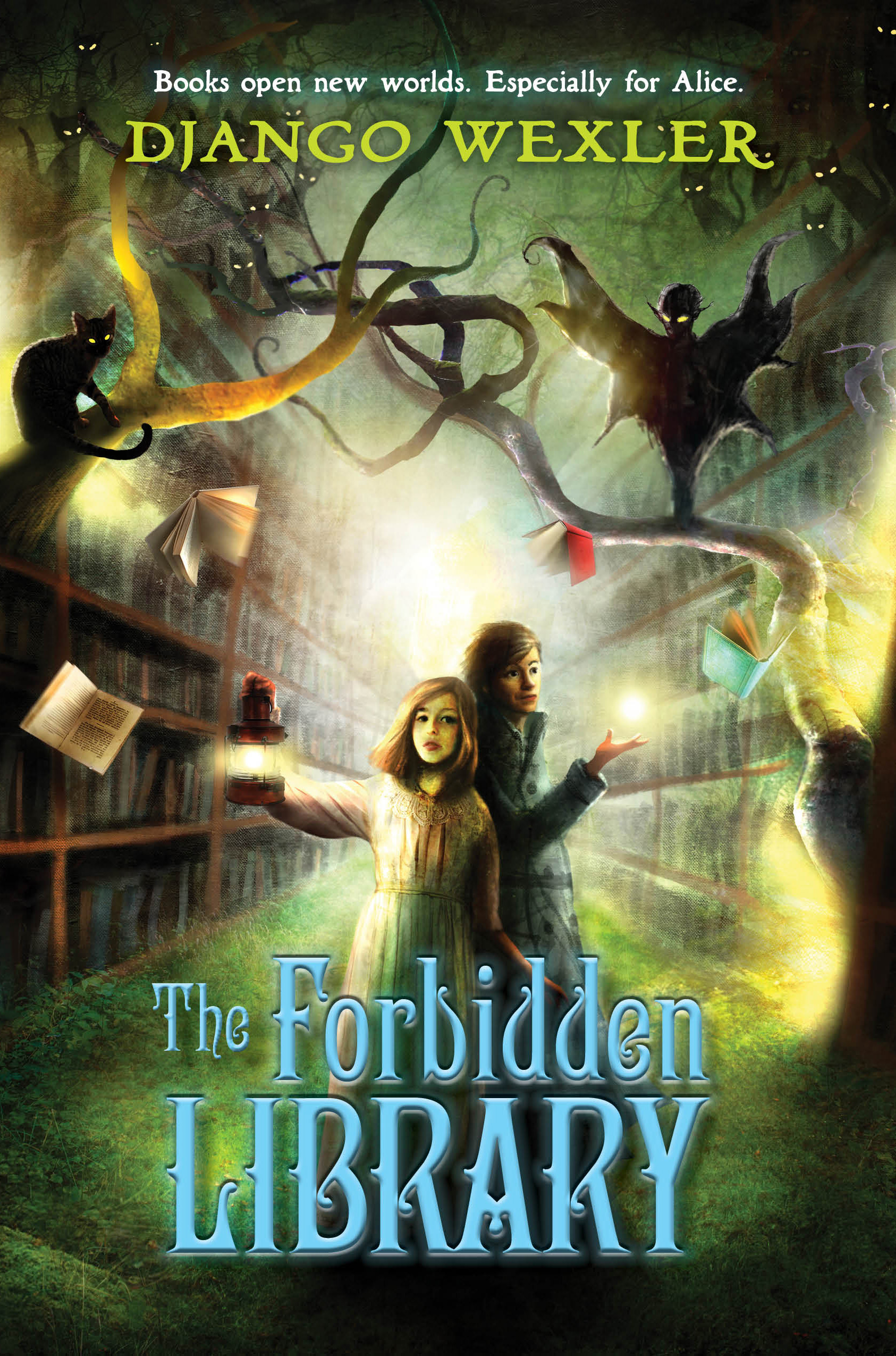 Image result for the forbidden library