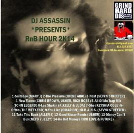 r-n-b 2014 mixtape cover