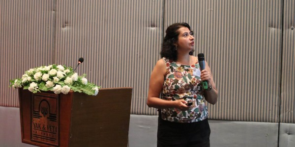 Luna Bharati, IWMI principal researcher, shares her vision for water management in Nepal.