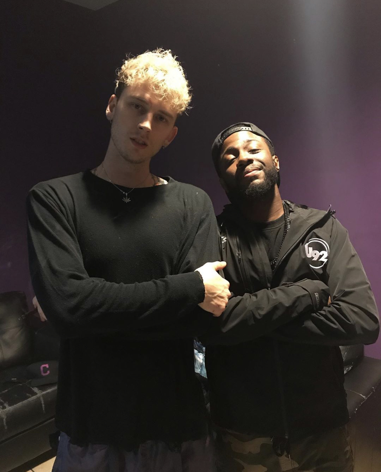 Bangarang W/ Machine Gun Kelly