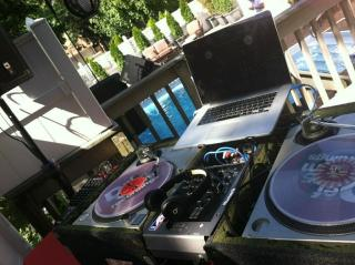 #DJBiGFLAVOR #POOLPARTY