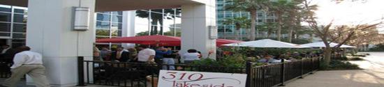310 Lakeside Orlando Florida banner