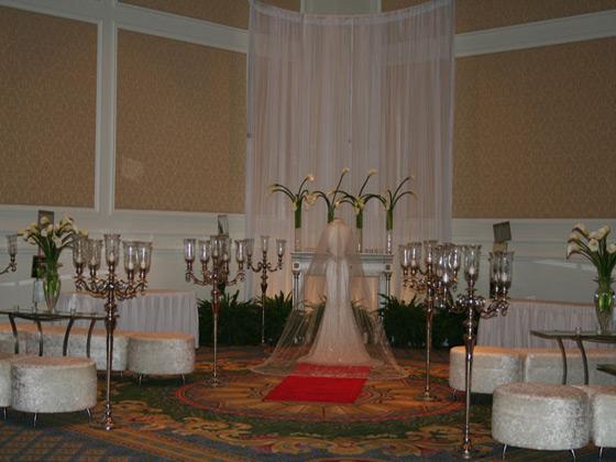 Bridal Show Decor