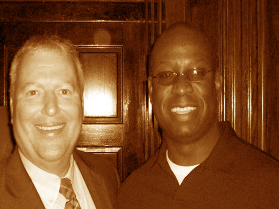 Former Mayor Buddy Dyer and Orlando DJ Carl©