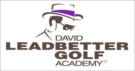 David Leadbetter Golf Academy banner