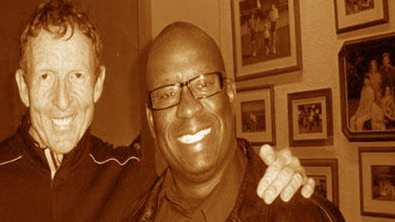 David Leadbetter and DJ Carl©