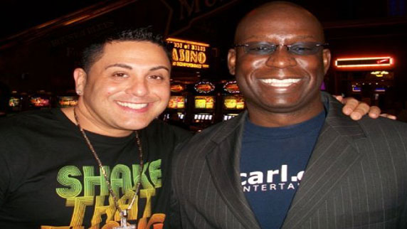 DJ Skribble and DJ Carl©