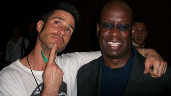 Nick Hahn and DJ Carl©