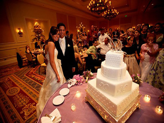 Grande Lakes, Orlando Cake Cutting