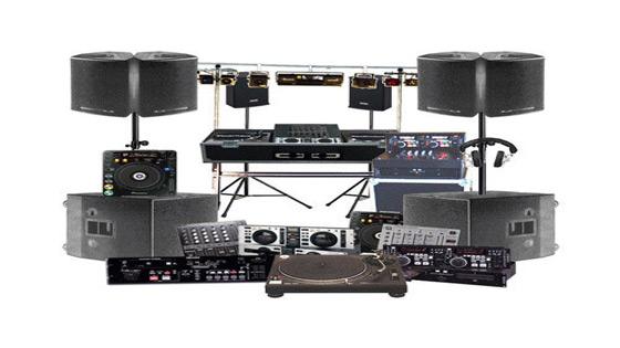 Rent DJ Equipment Orlando