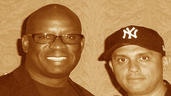 Robert Clivilles and DJ Carl©