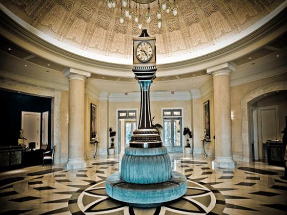 Waldorf Orlando lobby