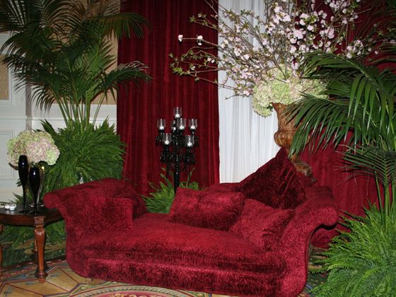 Wedding Decor Ritz Carlton