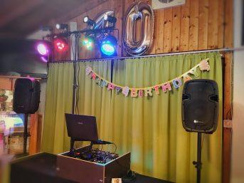 40igster Geburtstag