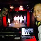 DJing in Los Angeles, at Oh My Ribs! for What The Hipnonics