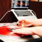 DJing Lexington Ave NYC