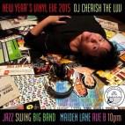 2014 music on my studio floor