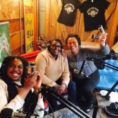 Primary Food, DJ CherishTheLuv, Tres Myers and Chef Airis Johnson