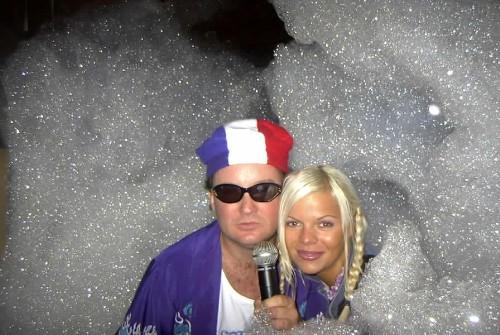 Foam Parties with Foam Masta G