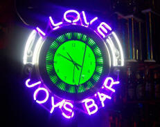 I love Joy's Bar