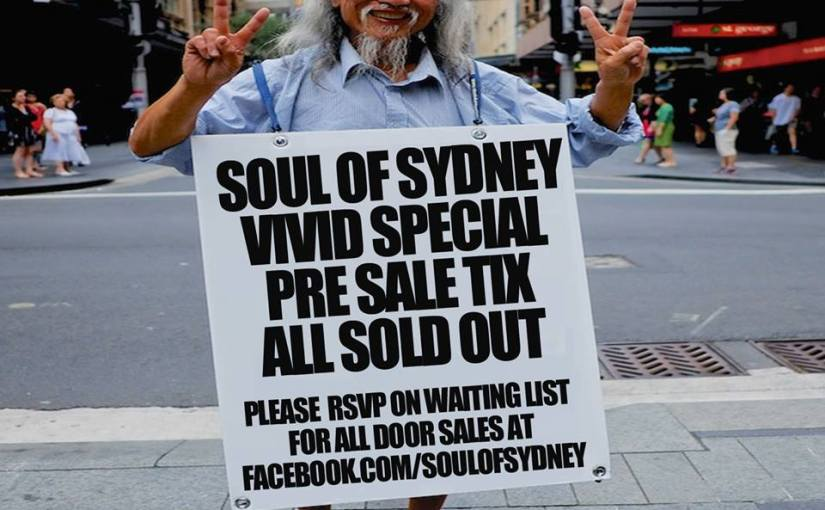 Catch you tomorrow at #soulofsydney Tomorrow – Im throwing down in the back room @ 7pm