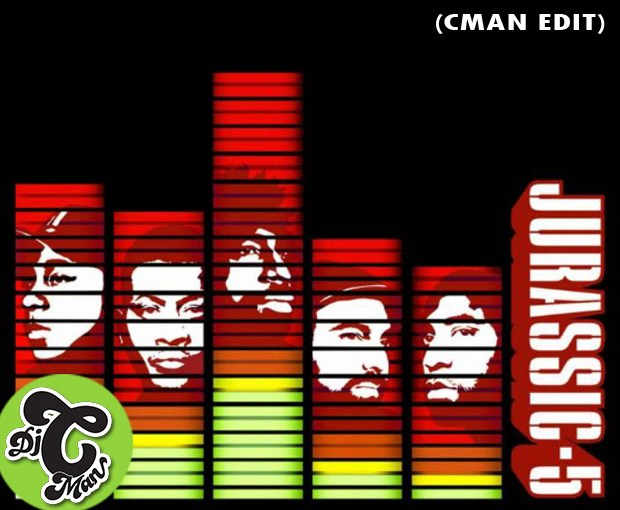 EDIT: Jurassic 5 – Red Hot (Gimme Some Bucks CMAN Edit) ** Free Download