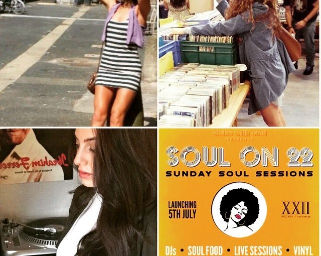 """Event Debut this Sunday 5th July will hit capacity: SISTAS WITH SOUL """"Soul on 22"""" – register your spot free ASAP"""