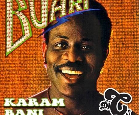 NEW EDIT: Buari & Bernard Purdie – Karam Bani (CMAN Afro Funk Disco Rework) ** Free DL