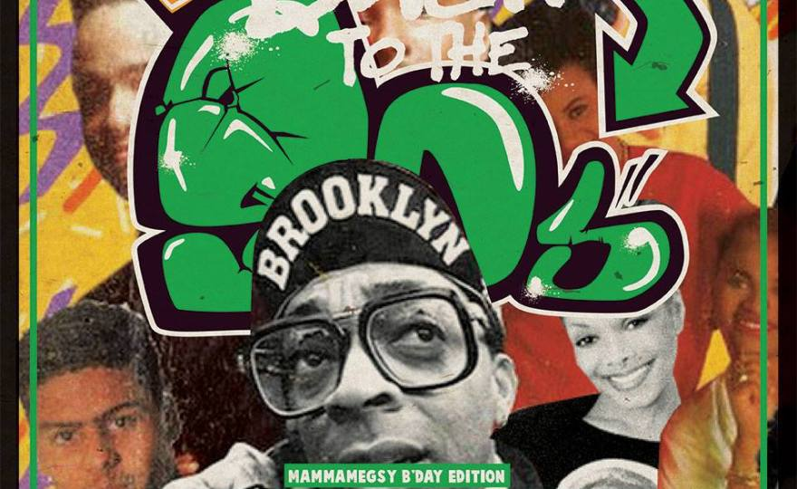 EVENT: BACK TO THE 90's – RNB, SWING, HIP HOP @ SUEY SINS (FRIDAY 11.05.18)