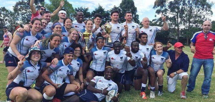 Northeast Academy Men & Women Win Costa Rica Rainforest Sevens