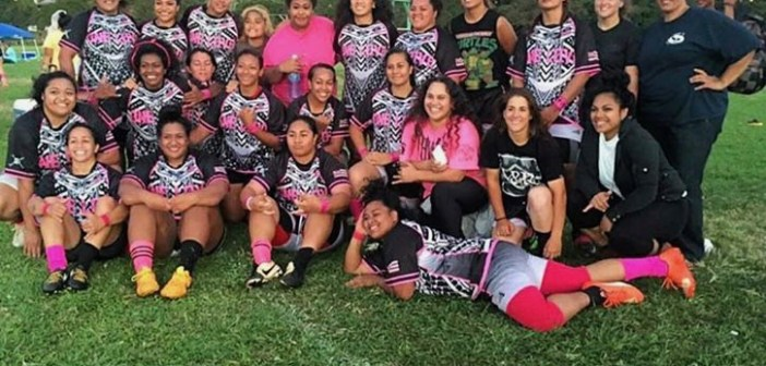 Lady Raiders Beat Lady Quins: Win Hawaii Rugby Union Championship