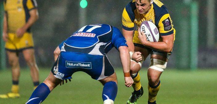 Charlie Hewitt Joins Strikers Rugby