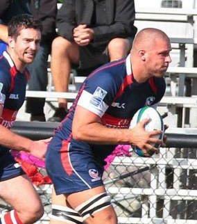 Strikers Rugby Signs Kyle Sumsion