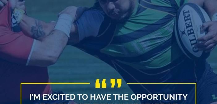 Strikers Rugby Adds Estevan Florez