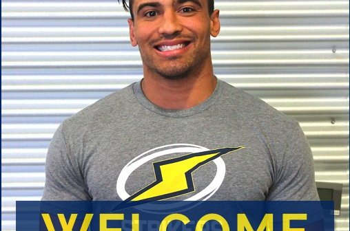 Strikers Rugby Signs Andres Diaz