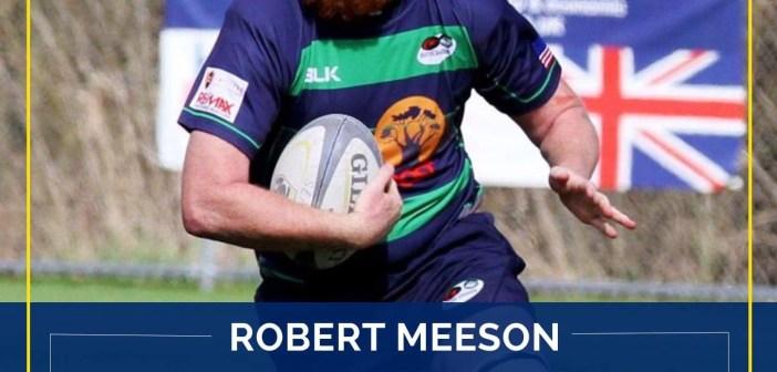 Strikers Rugby Add Robert Meeson
