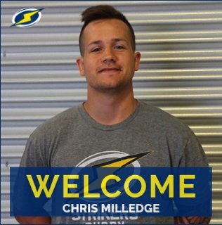 Strikers Rugby Signs Chris Milledge
