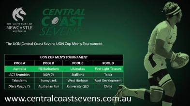 Central Coast 7s Sees Stars