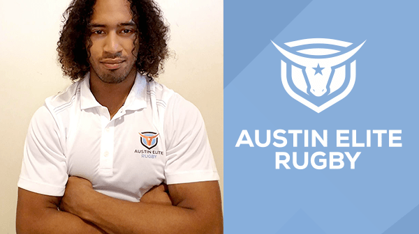 Austin Elite Rugby Signs Vetekina Malafu