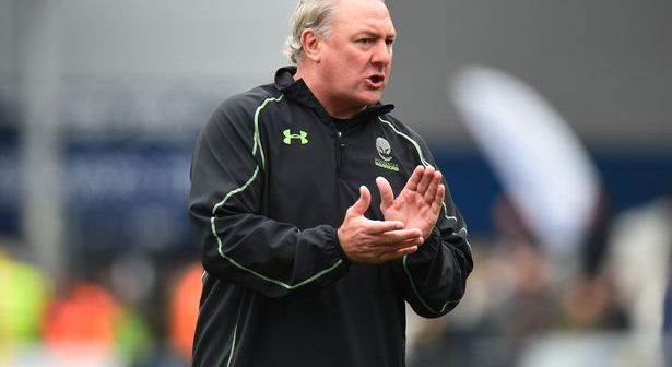 Gary Gold New USA Rugby Eagles Coach